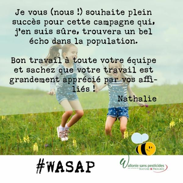 #WASAP_témoignage_réseaux
