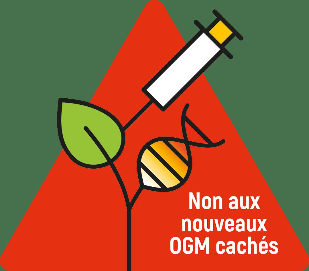 Logo nouveaux OGM